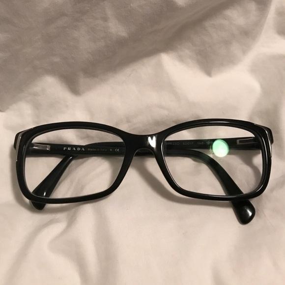 7424ee7dcef6 Authentic Prada Eye Glasses. M 5a4d62e8a6e3ea142502fc8f. Other Accessories  ...